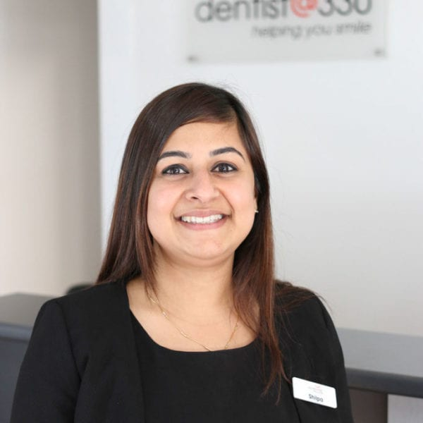 Shilpa Practice Manager at Dentist@330