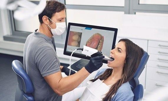 intraoral digital scanner